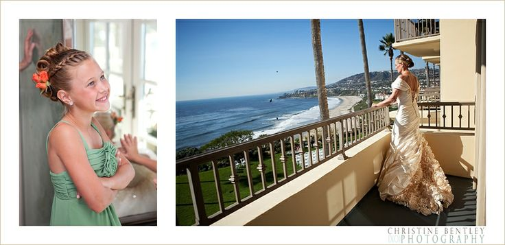 Christine Bentley Photography | Ritz Carlton Laguna Niguel | The Pampered Bride | Sqaure Root Floral Designs