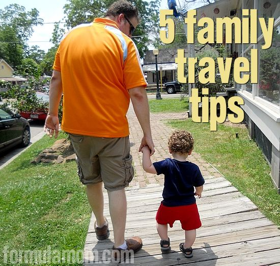 5 Family #TravelTips #EWR A What tip helps you when you're traveling with the family?
