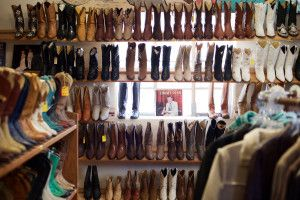 This Santa Fe Cowboy Shop Is Proof That Vintage Shopping Is Better Outside of New York City