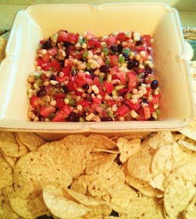 Our Family Table: Redneck Caviar