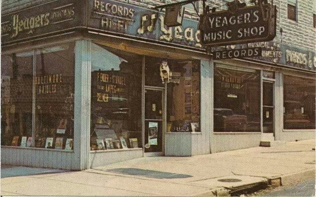Yeagers in Highlandtown | Childhood Memories | Pinterest ...