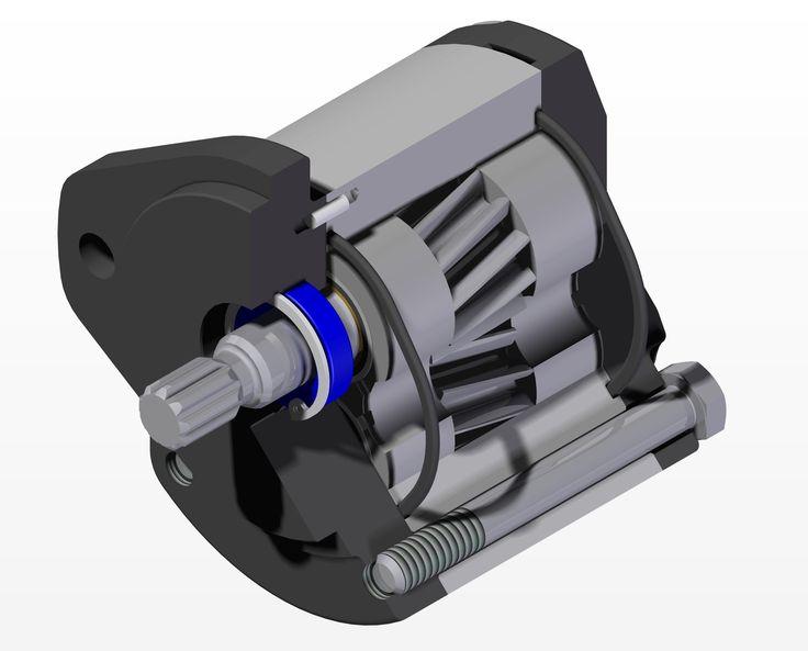 Windsor supplier of Hydraulic Pump that Includes Gear Pump, Hydraulic Gear Pump, Foot Mounted Internal Gear Pump, External Gear Pumps, Herringbone Gear Pump and Internal Gear Pumps from India.