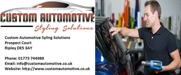 Some of the services that the company offers and is worth mentioning includes commercial window tinting Ilkeston, vinyl wrapping, decays/signage/livery,  electronics that cover audio
