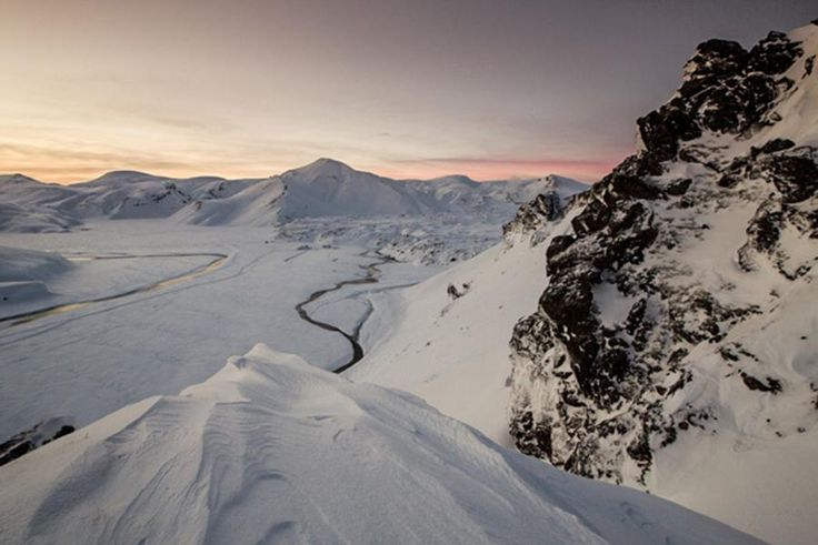 Enjot a 3-Day Landmannalaugar with Northern Lights hunt from Reykjavik with Tourboks.
