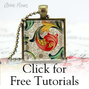 Free tutorials for jewelry crafters.
