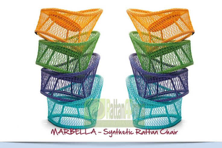 MARBELLA Chair – Synthetic Rattan Furniture