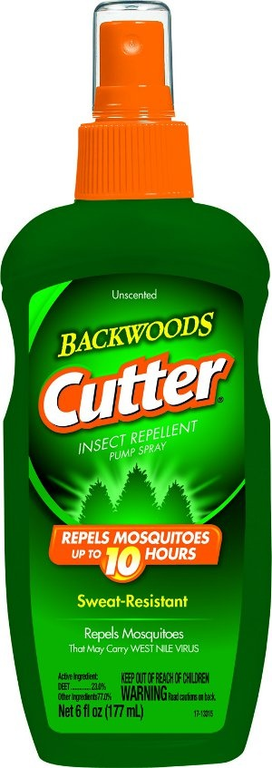 Unscented Backwoods Cutter Insect Repellent