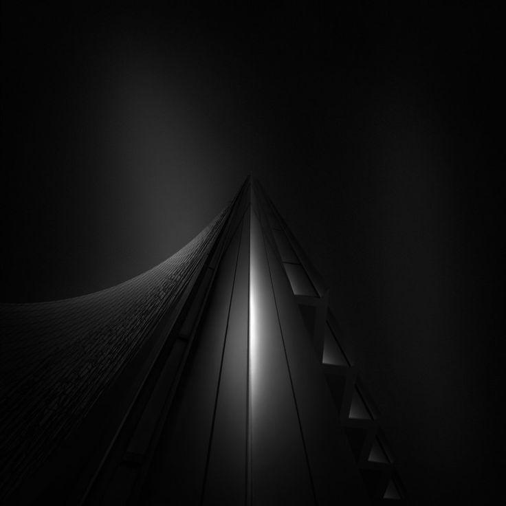 Ode to Black   Black Hope I - Self Black by Julia Anna Gospodarou - London, UK