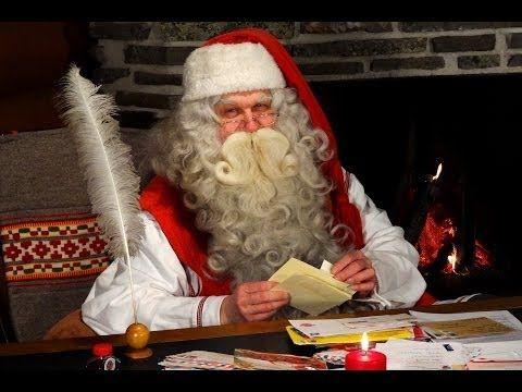 Laponia de Papá Noel Santa Claus en Finlandia - Rovaniemi - El Pueblo de Papá Noel