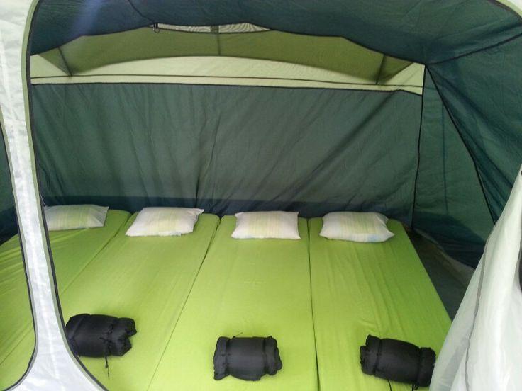 #TanakitaCamp #Vango #Tent