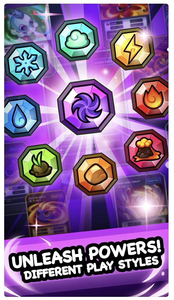 Mobile Game App Screen Design Mobile Game Game App Games