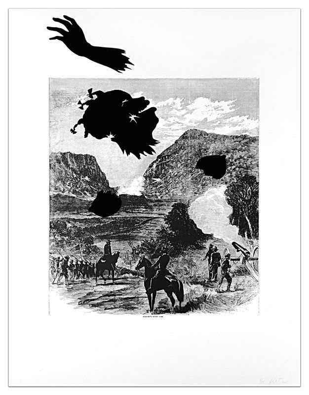 Kara Walker, Buzzard