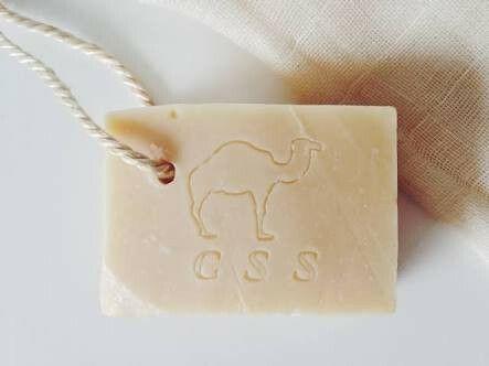 Organic Tunisian Camel Milk Soap - Curiously Conscious