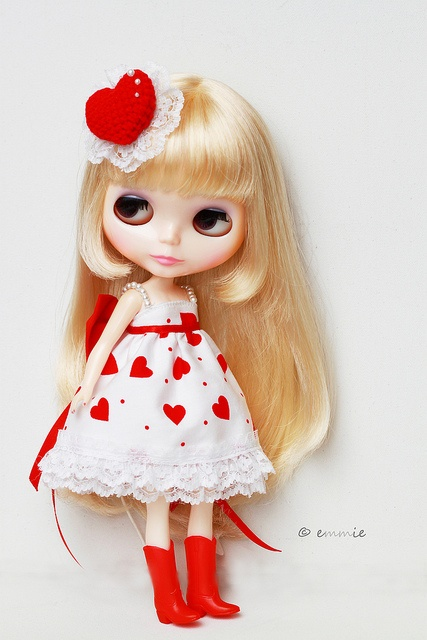 17 Best images about Valentines Day Blythe Dolls on ...