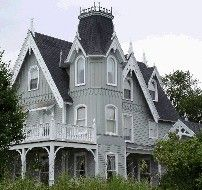 38 best images about carpenter gothic on pinterest for American residential architecture
