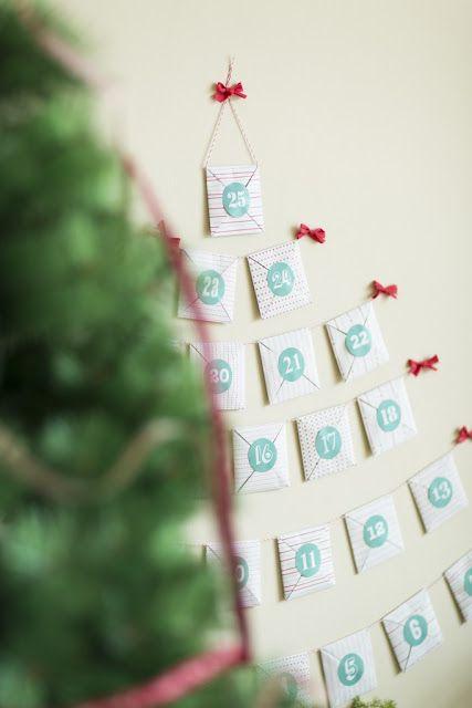 calendarios de adviento diy calendarios adviento navidad diy