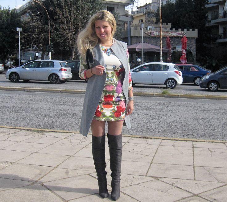 Μπες στο κλίμα της άνοιξης φορώντας λουλούδια – So daisy So fashion