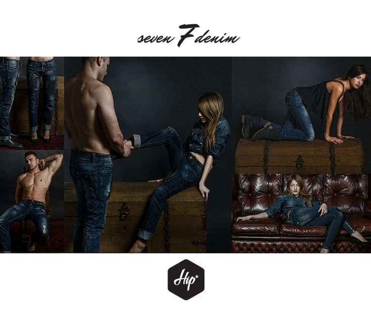 New In! SEVEN 7 Denim - A/W 2015 Collection! Exclusive at Hip!  #Hip #Hipyourtshirts #Hipyourstyle #Style #New #Womens #Mens #Fashion #7Denim #SevenDenim #Denim #Jeans #AW15 #Collection #Exclusive #Rhodes #Greece