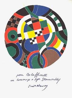Sonia Delaunay ~ Euterpe