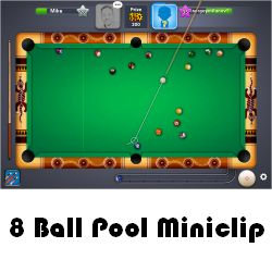Play 8 Ball Pool Multiplayer against players around the world.