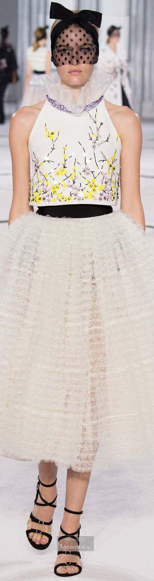 Giambattista Valli.Spring 2015 Couture.