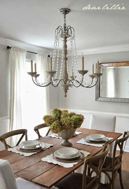 Walls: Benjamin Moore Gray Owl at 75% Trim: Benjamin Moore Aura in Simply White by alisha