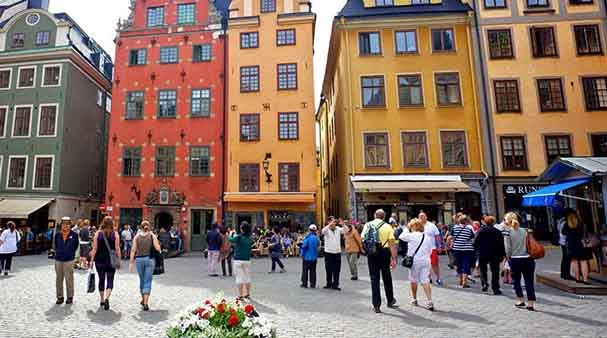 Begeleide Old Town Walking Tour Stockholm