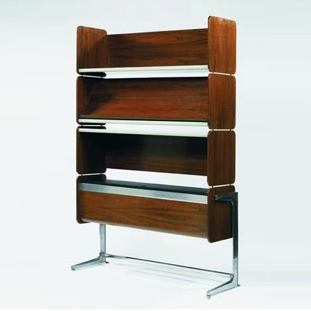 Book Case By George Nelson Herman Miller