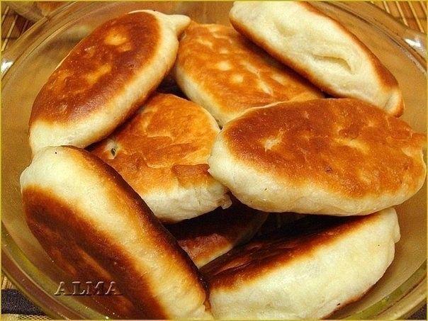 Веб Повар!: Очень вкусные пирожки, мягкие, готовятся легко, быстро и из самых простых продуктов.