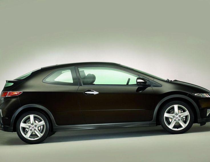 Honda Civic Type S parts - http://autotras.com