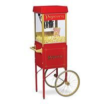 """Gold Medal 2404SC """"Funpop"""" Popper with Cart"""