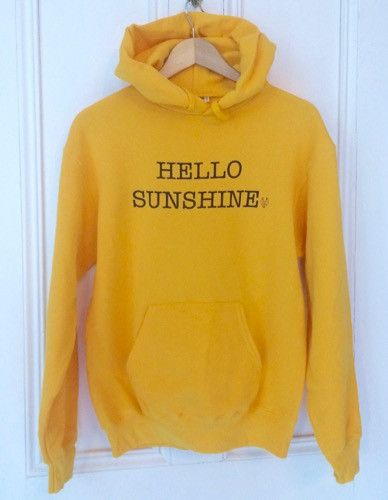 Bax & Bay Hello Sunshine Hoody