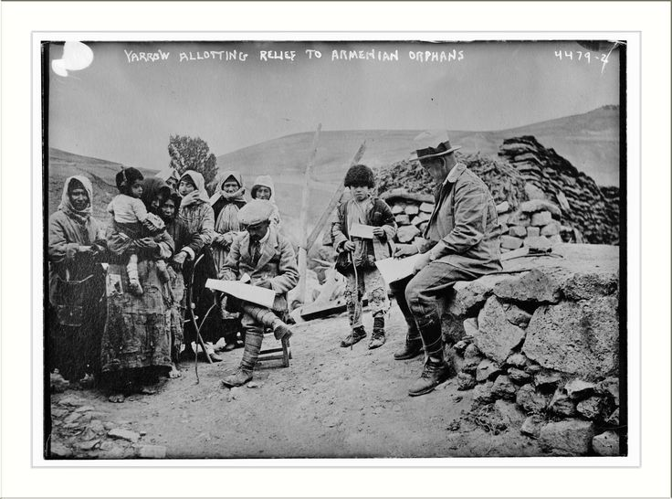 The armenian genocide the near total death of a society