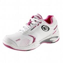 Zapatillas Padel Mujer BITTER rosa  http://www.decathlon.es/C-1020972-mujer#