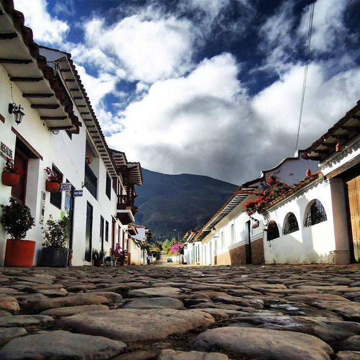 Villa de Leyva, Boyaca, Colombia Por: Pao Alvarado