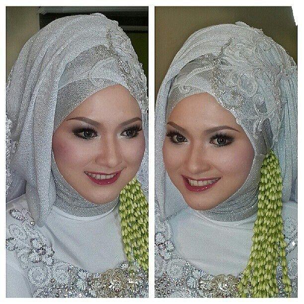 #indonesia #kebaya #hijab #bride @nova viola