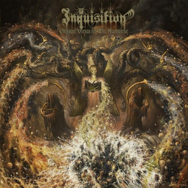 Album Review: INQUISITION Obscure Verses for the Multiverse - Metal Injection