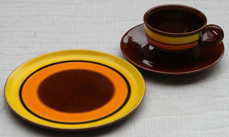 Gedeck Zeller Keramik Havanna