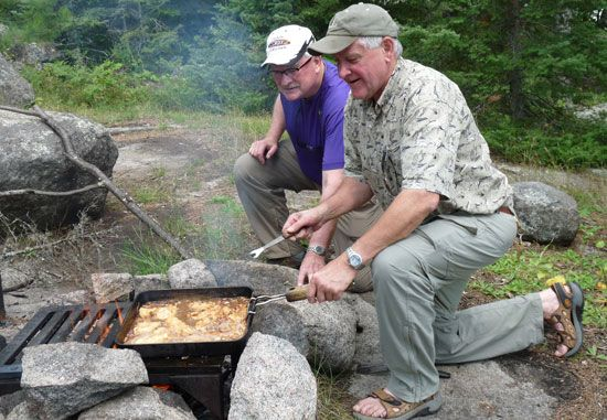 Boundary Waters guided fishing trips