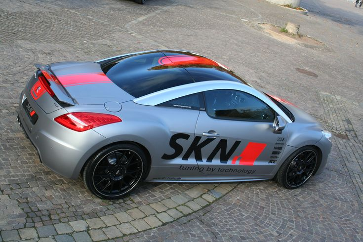 SKN Peugeot RCZ 1.6 Turbo