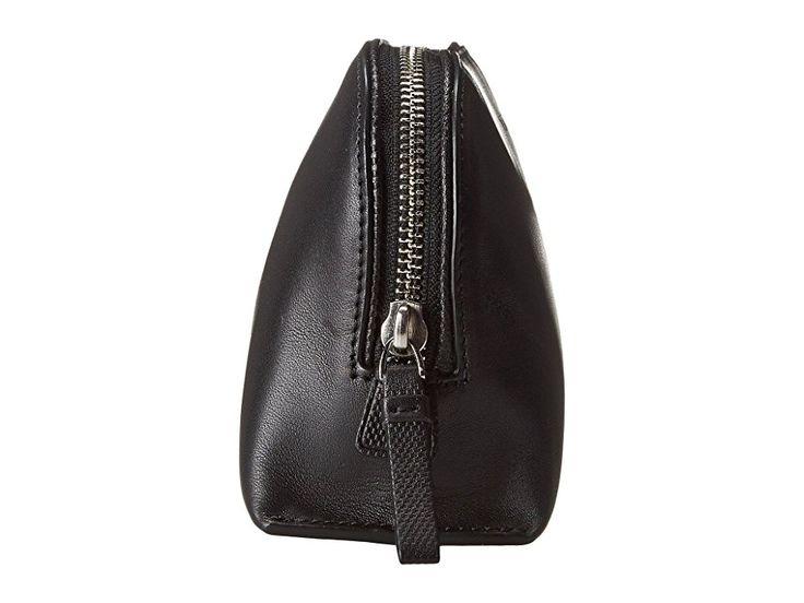 (トゥミ) Tumi Prism Cosmetic Leather Case レディース ポーチ (並行輸入品) SULREN (2.Black)