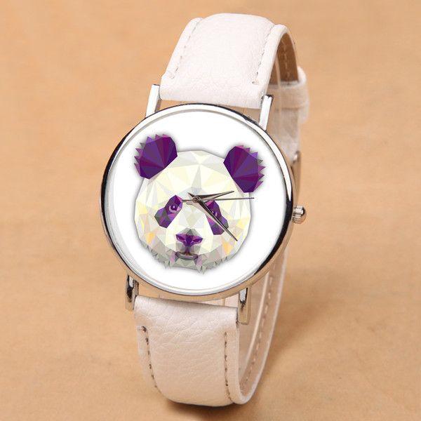 Panda Watch from PhoenixTree by DaWanda.com