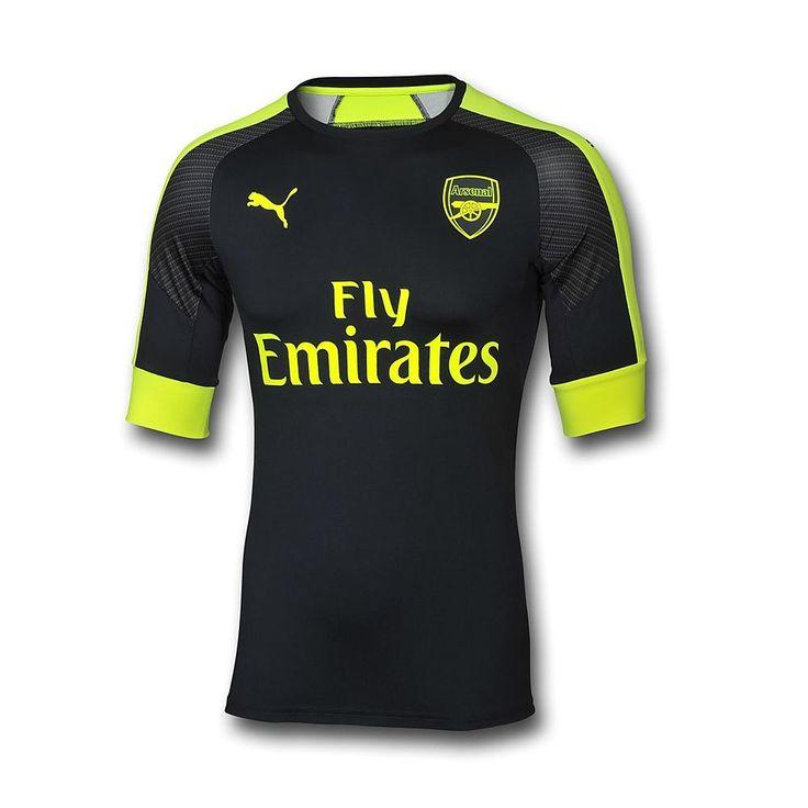 Arsenal FC (England) - 2016/2017 Puma Third Shirt