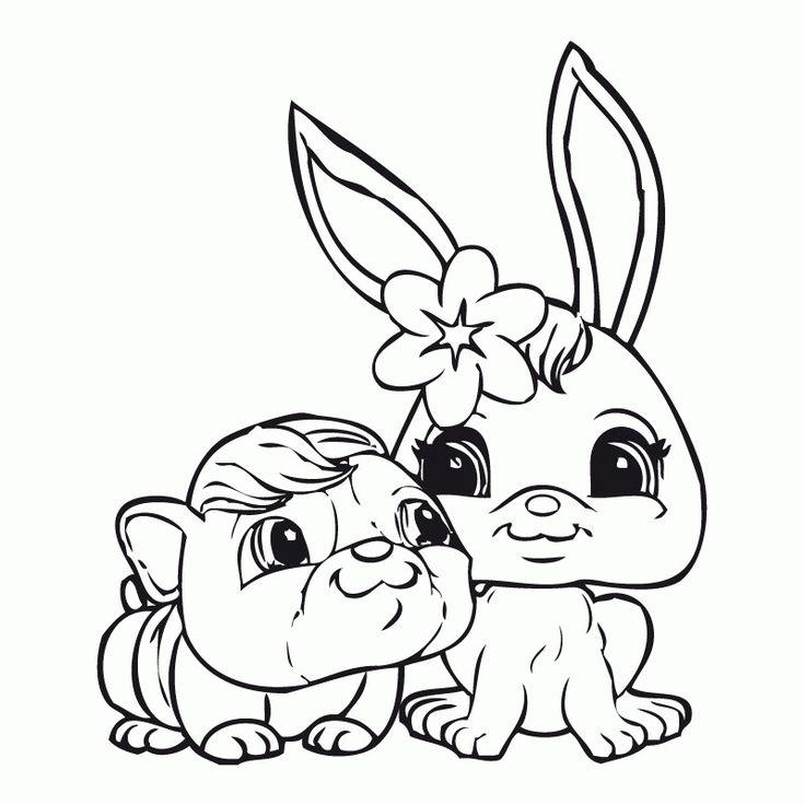 18 best Värityskuvat images on Pinterest Print coloring pages - best of coloring pages of littlest pet shop dogs