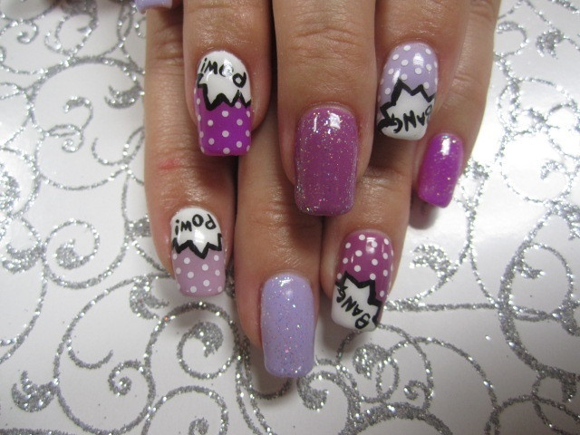 113 best NAILS YIYI 02 images on Pinterest | Nail decorations, Cute ...