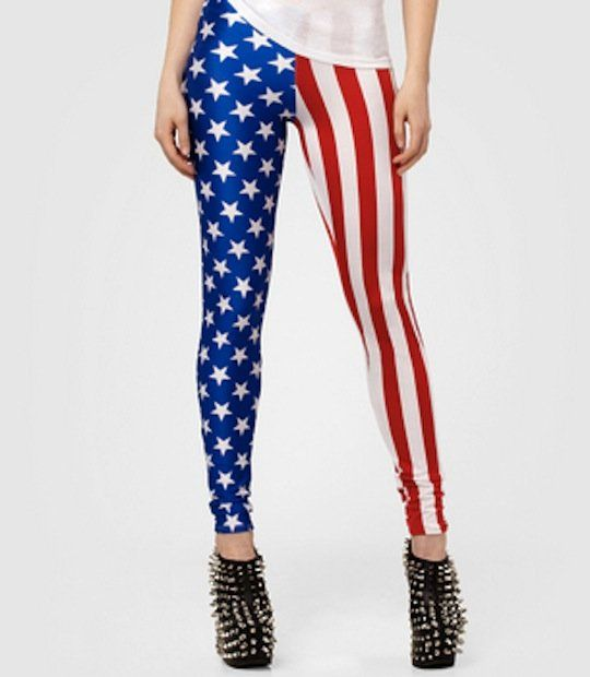 Patriotic Clothing For 4th Of July (PHOTOS) | Global Grind