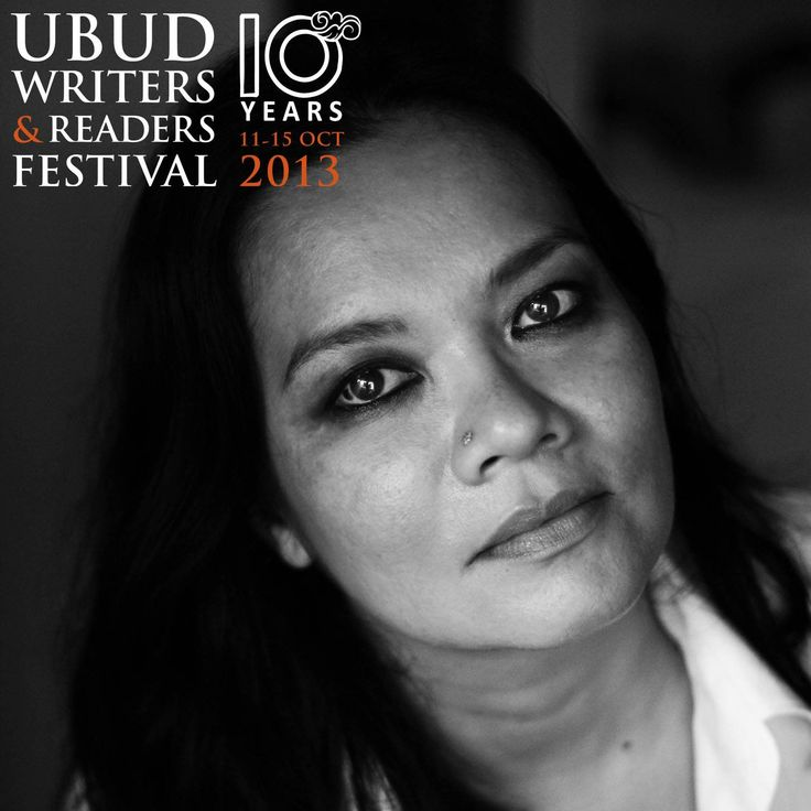 Bernice Chauly is a Malaysian writer, poet and teacher. For over 20 years, she has worked extensively in the creative industries as a writer, photographer, actor and filmmaker and has won multiple awards for her work and her contribution to the arts. In 1998, she began organizing literary events, and in 2005, founded 'Readings' and 'CeritAku', which continue to be important platforms for established and emerging writers and poets in Kuala Lumpur. #writer #penulis #UWRF13 #festival