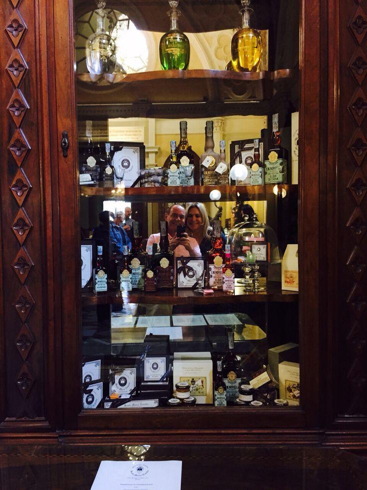 Santa Maria Novella. Perfumerie in Firenze