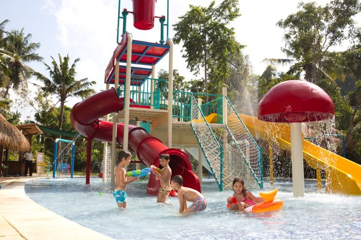 Miniapolis Jungle - Gianyar Bali Zoo | Kids Waterplay Miniapolis Jungle