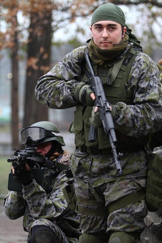 Russian Camo 14